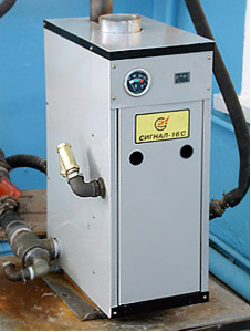 Газовый котел сигнал s-term 10 (ков-10 скс) в минске: цены и.